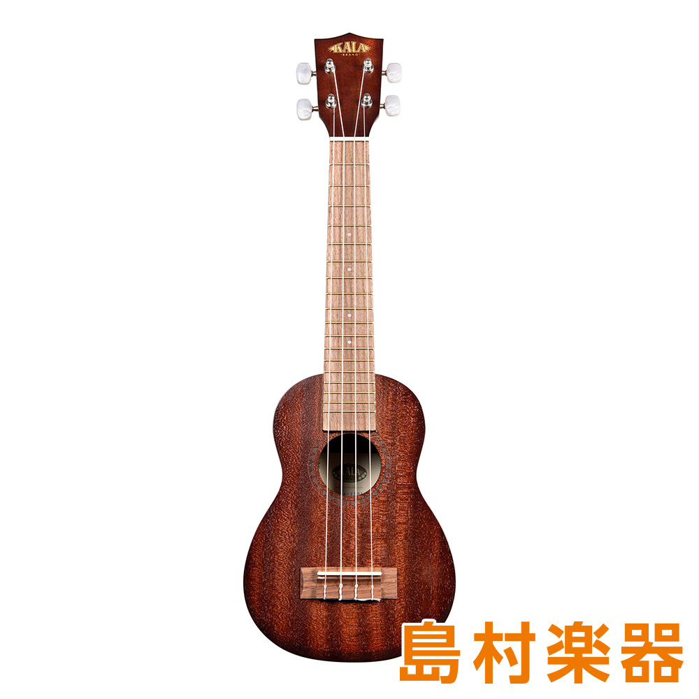 KALA KA-15SLNG ソプラノウクレレ SATIN MAHOGANY LONG NECK SOPRANO 【カラ】