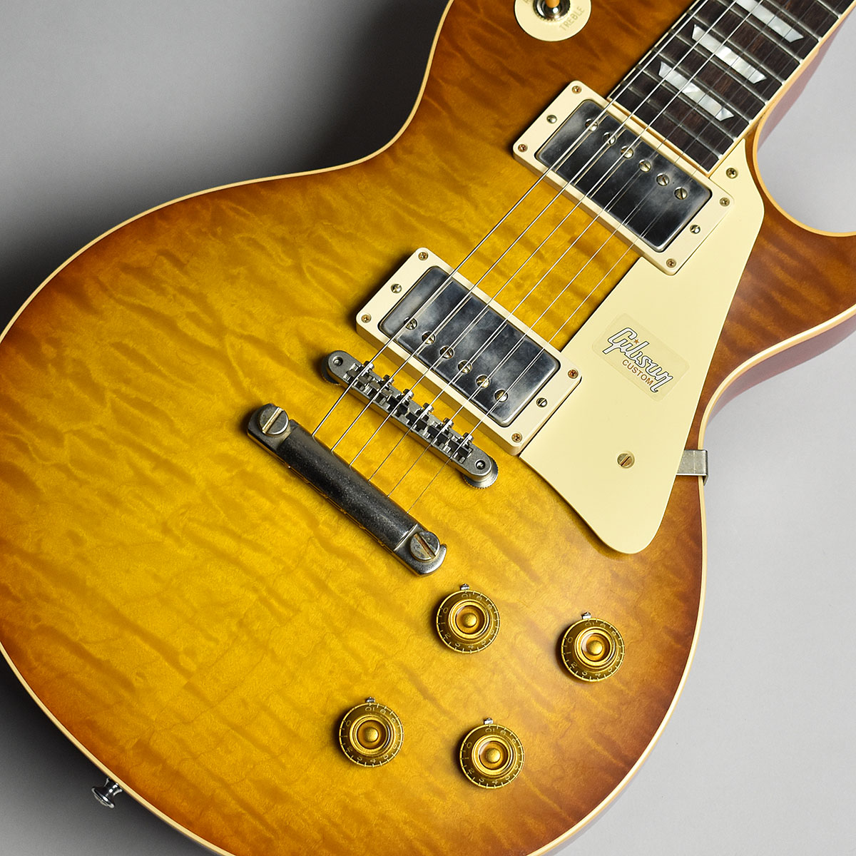 Gibson Custom Shop 1959 Les Paul Standard Royal Teaburst VOS S/N:983067 【2018 Historic Collection】 【ギブソン カスタムショップ】【未展示品】