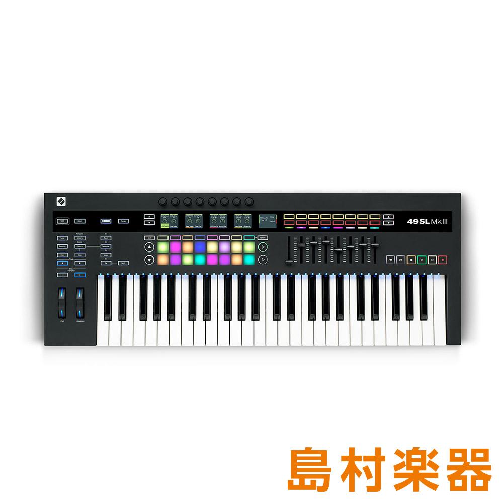 即日発送 novation 49SL MKIII 49SL 49鍵盤 49鍵盤 MIDIキーボード【ノベーション】, オーダー自家焙煎 芭蕉珈琲:5f442d5e --- canoncity.azurewebsites.net