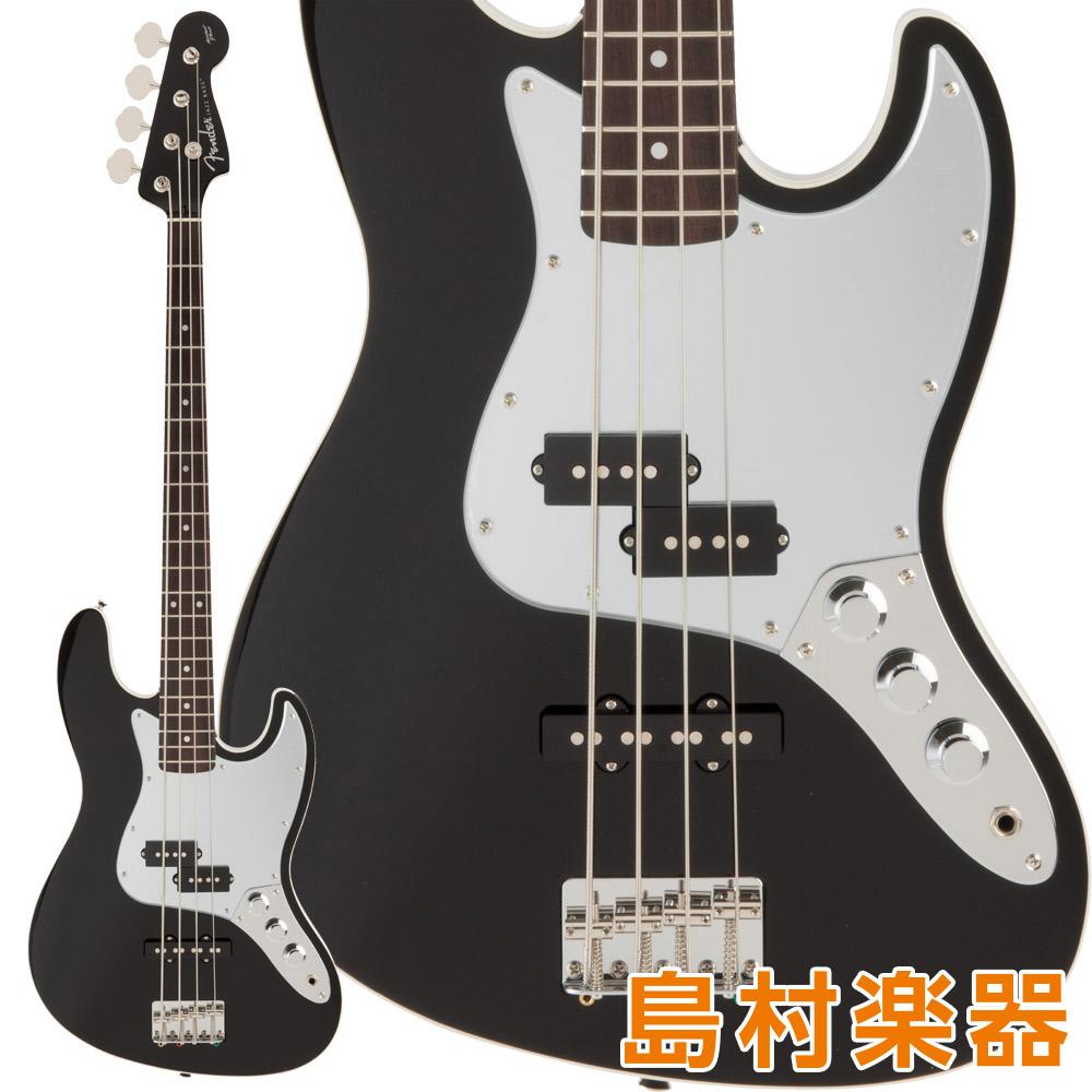 Fender FSR Aerodyne Jazz Bass Rosewood Fingerboard Black エレキベース 【フェンダー】【数量限定品】