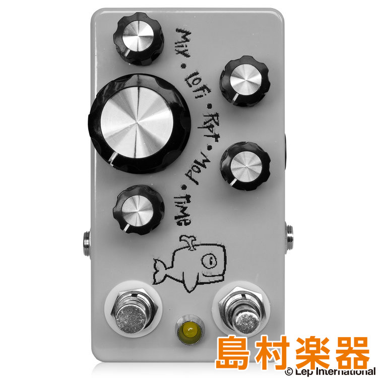 Hungry Robot Pedals Moby Dick V2 コンパクトエフェクター ディレイ 【ハングリーロボットペダルズ】