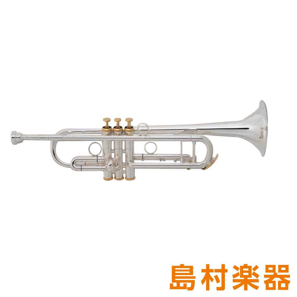 XO SD-GBS トランペット B♭ ゴールドブラス 銀メッキ仕上げ