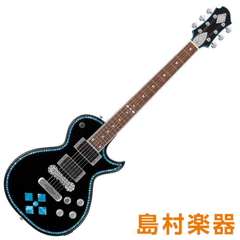 ZEMAITIS A24SU BLUE DIAMOND Black Blue エレキギター アンタナス・スーペリア・シリーズ 限定モデル 【ゼマティス】