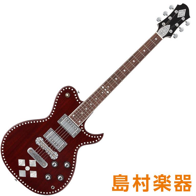 ZEMAITIS A24SU DC DOT DIAMOND Cherry Red エレキギター アンタナス・スーペリア・シリーズ 限定モデル 【ゼマティス】