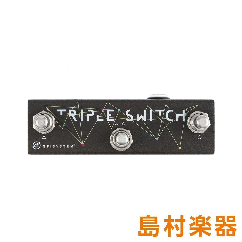 GFI SYSTEM Triple Switch フットスイッチ 【ジーエフアイ・システム】
