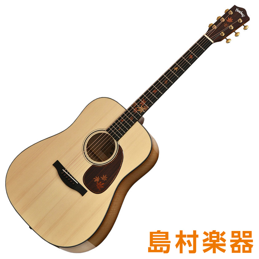 Headway HD-Autumn Leaves CN/BSB アコースティックギター アスカチームビルドシリーズ 【ヘッドウェイ】