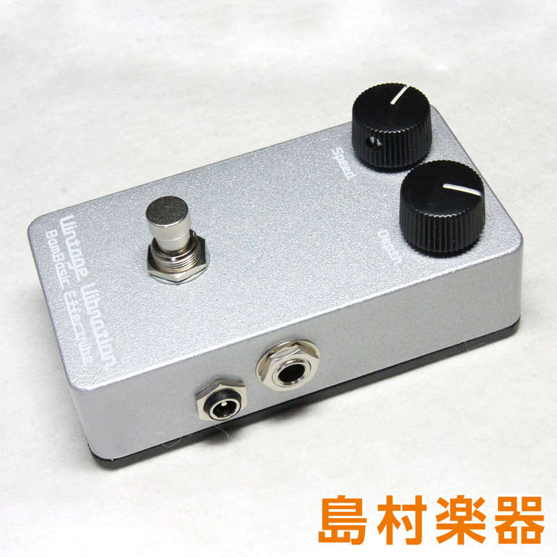 Bambasic Vintage Vibration 'VCA' コンパクトエフェクター トレモロ 【バンベイシック】