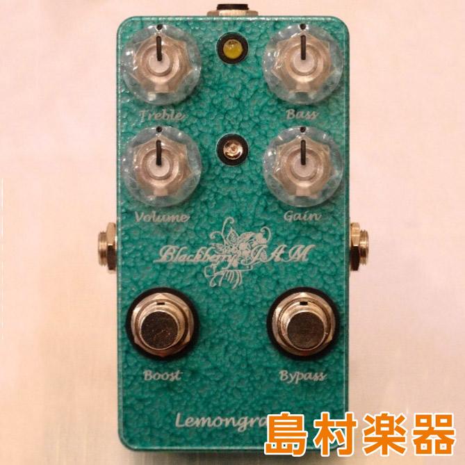 Blackberry JAM Lemongrass コンパクトエフェクター オーバードライブ 【ブラックベリージャム】