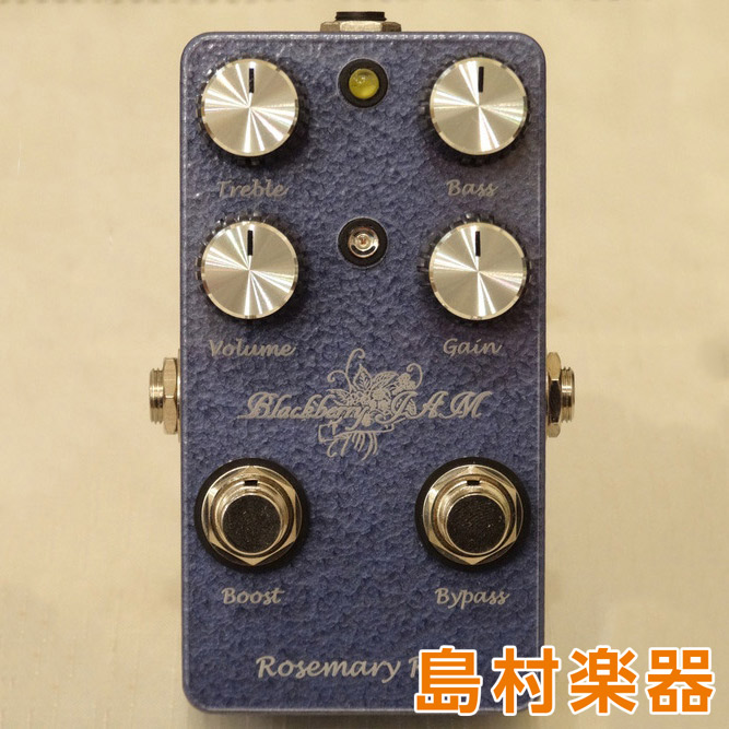 Blackberry JAM Rosemary Rex コンパクトエフェクター ディストーション 【ブラックベリージャム】