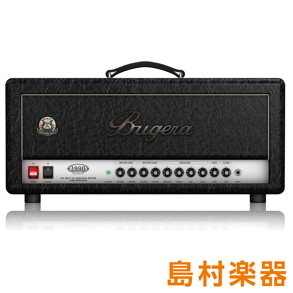 Bugera 1990-INFINIUM ギターアンプヘッド 【ブゲラ】