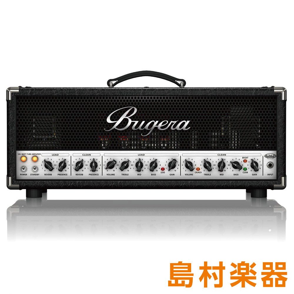 Bugera 6262 INFINIUM ギターアンプヘッド 【ブゲラ】