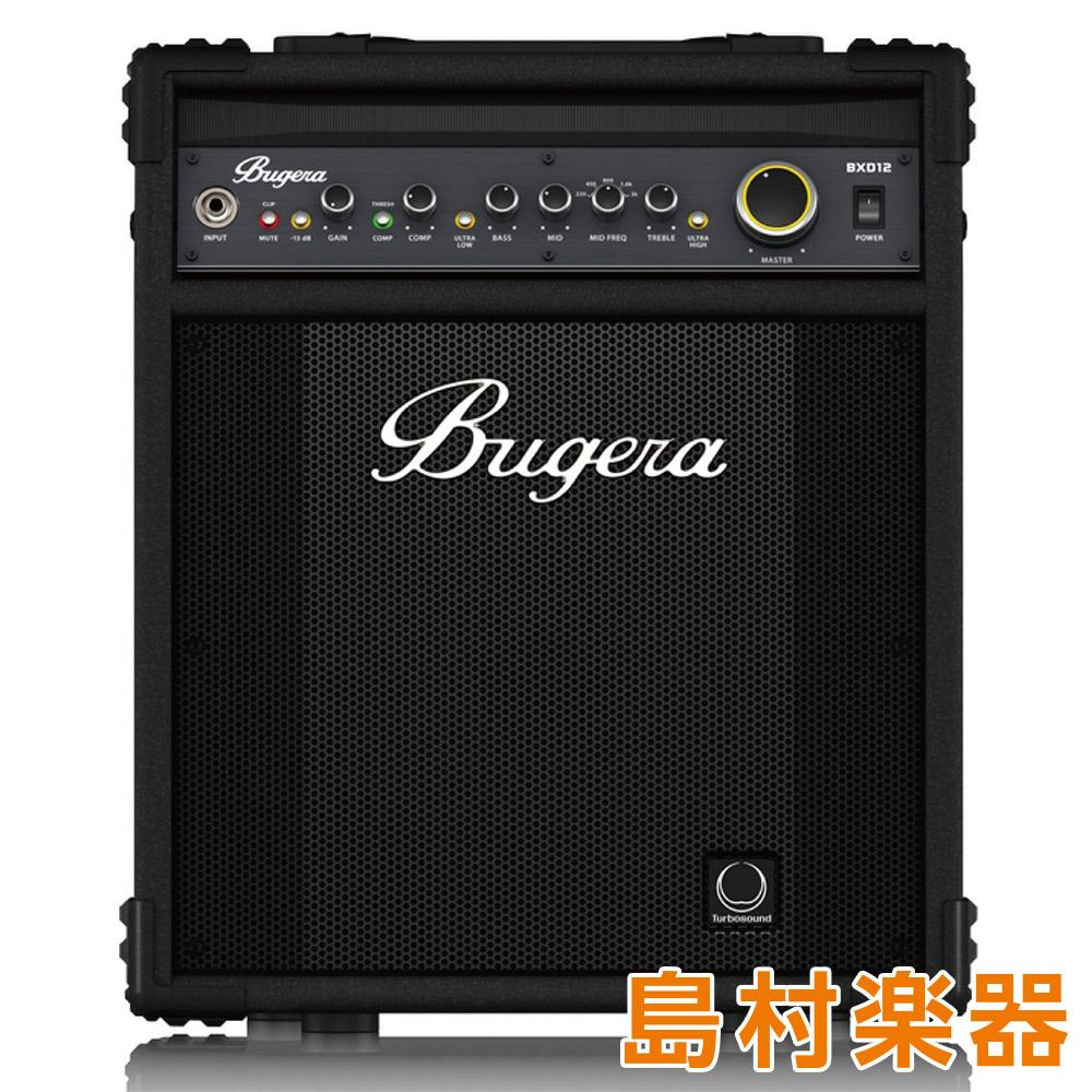 Bugera BXD12 ベースコンボアンプ 【ブゲラ】