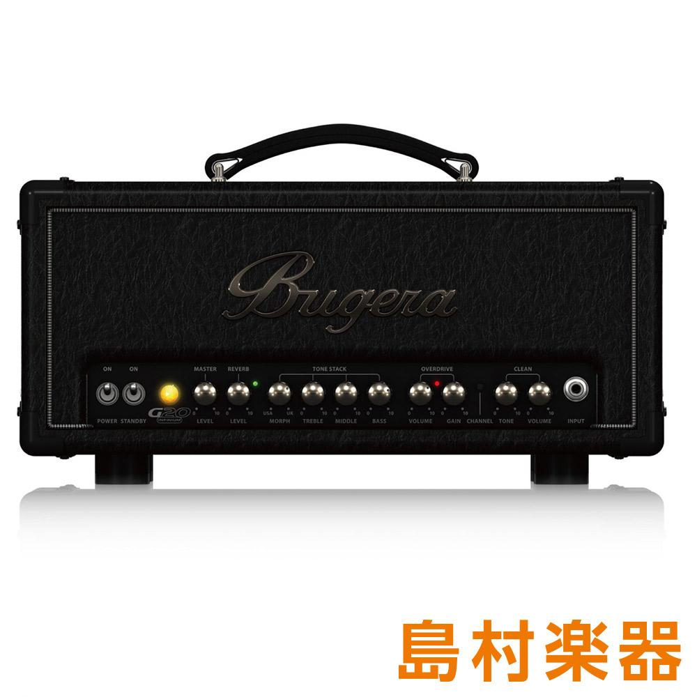 Bugera G20-INFINIUM ギターアンプヘッド INFINIUMシステム・モーフEQ搭載 【ブゲラ】