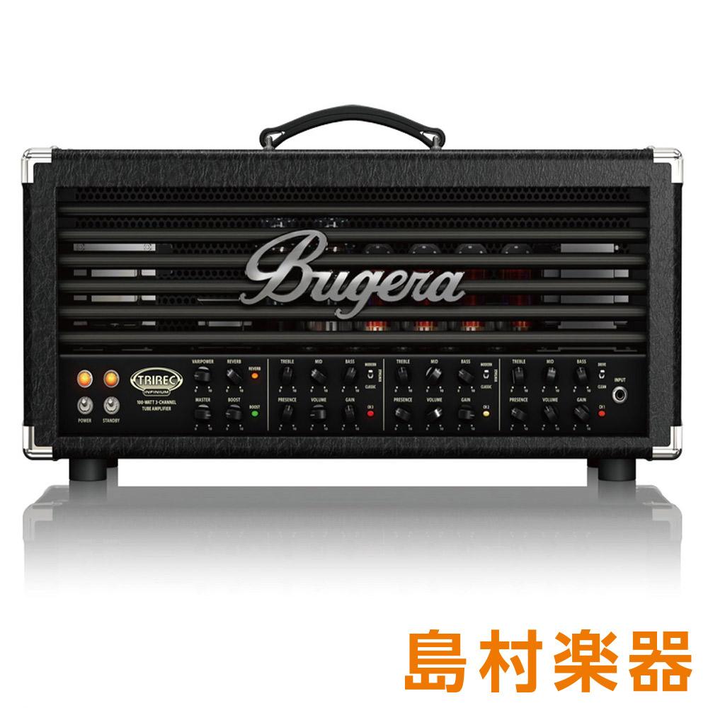 Bugera TRIREC-INFINIUM ギターアンプヘッド 【ブゲラ】