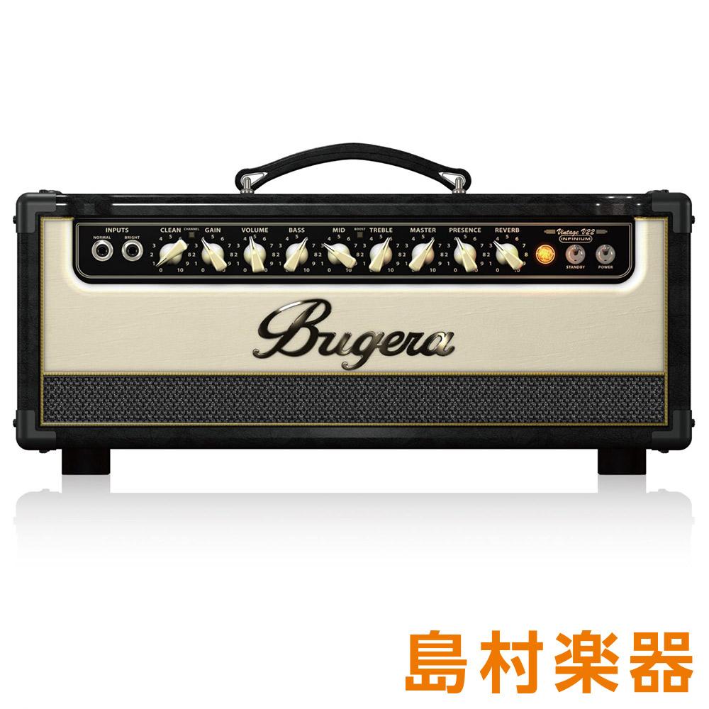 2019激安通販 Bugera Bugera【ブゲラ】 V22HD-INFINIUM V22HD-INFINIUM ギターアンプヘッド【ブゲラ】, トップ:6c96c357 --- clftranspo.dominiotemporario.com