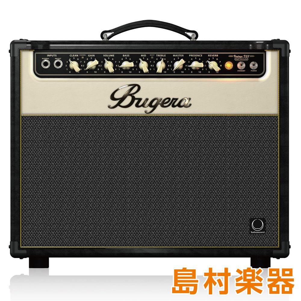 Bugera V22-INFINIUM ギターコンボアンプ 【ブゲラ】