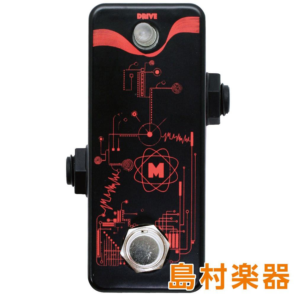 F-Pedals MATTERIX コンパクトエフェクター オーバードライブ ドライブブースター 【エフ・ペダルズ】