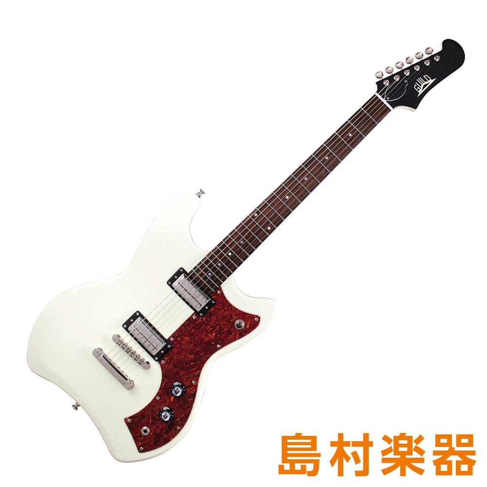 Guild JETSTAR VWT ヴィンテージホワイト エレキギター 【ギルド】