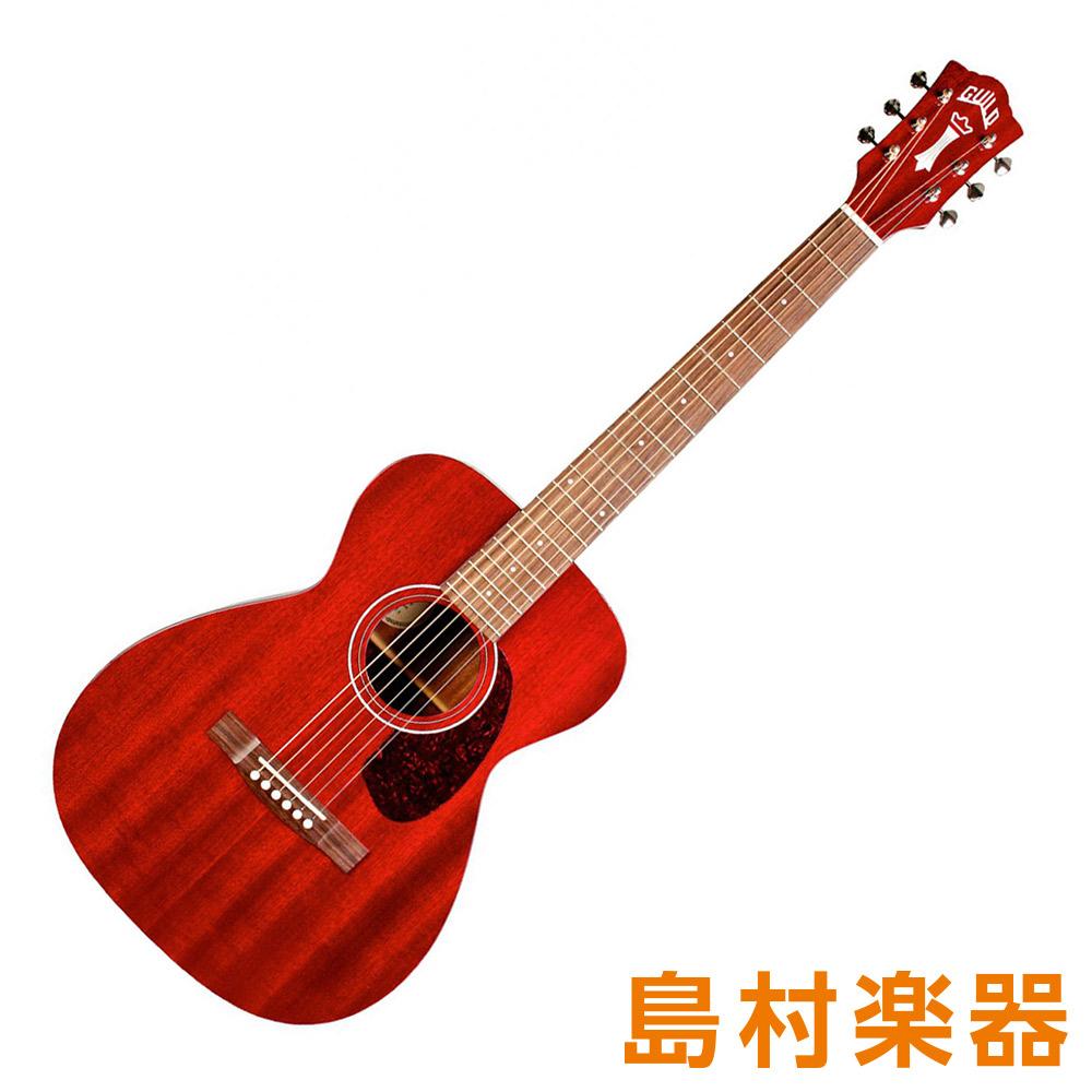 Guild M-120 CHR チェリーレッド アコースティックギター Westerlyシリーズ 【ギルド】