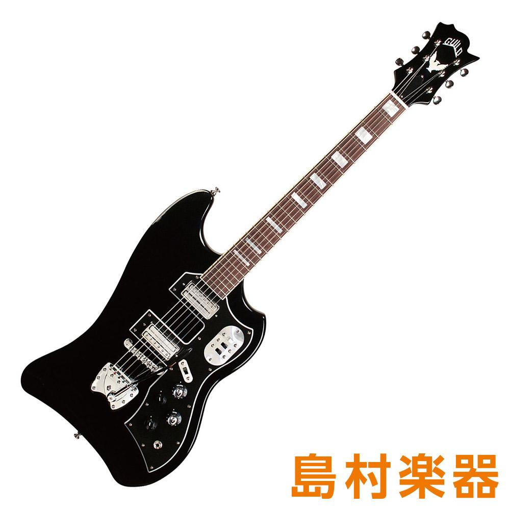 Guild S-200 T-BIRD BLK ブラック エレキギター 【ギルド】