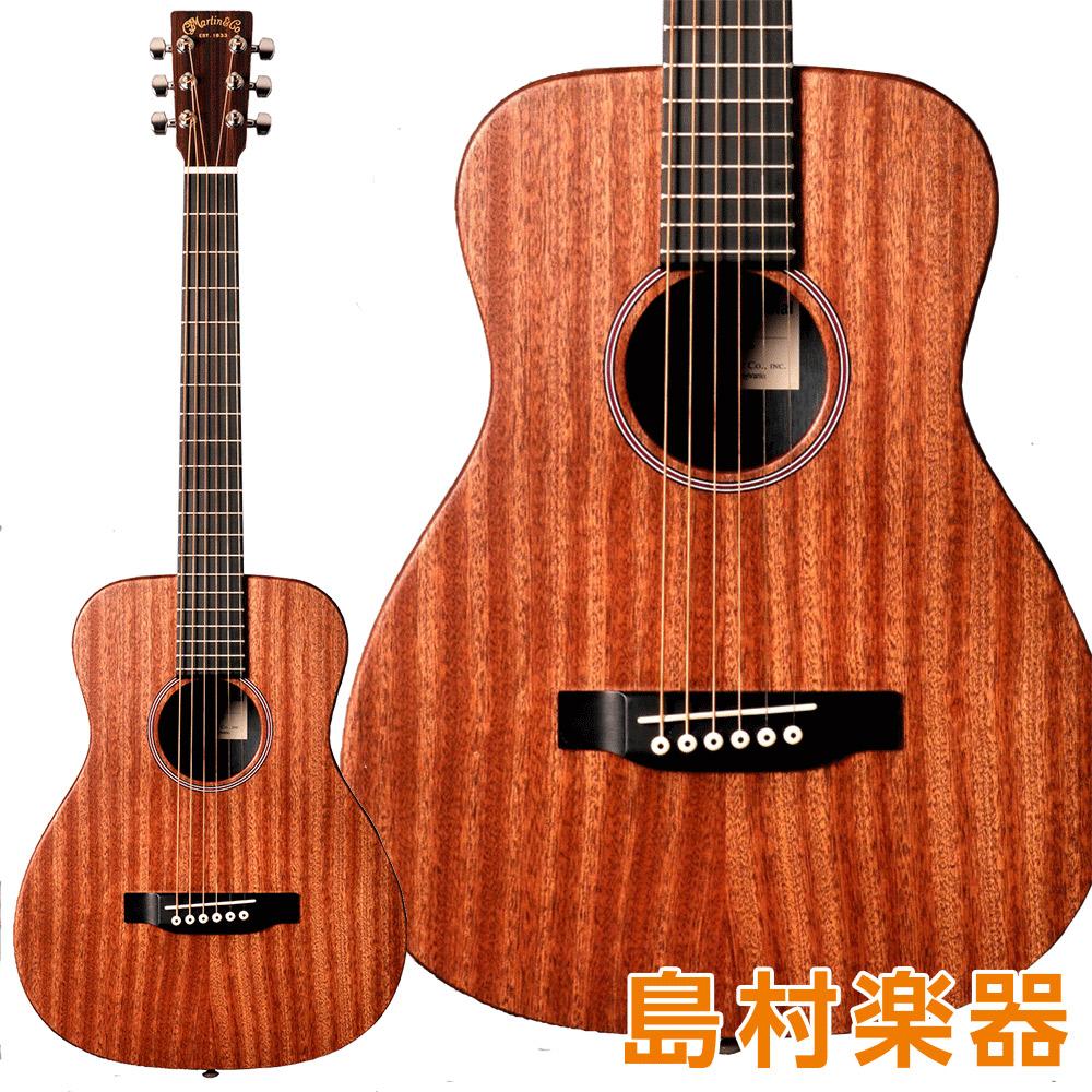 Martin LX Custom S/E アコースティックギター(ピックアップ付きエレアコ/ミニギター) 【マーチン リトルマーチン】