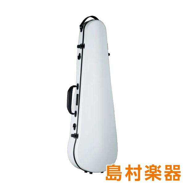 Carbon Mac CFV-2 スリム ホワイト バイオリン用ハードケース 【カーボンマック】