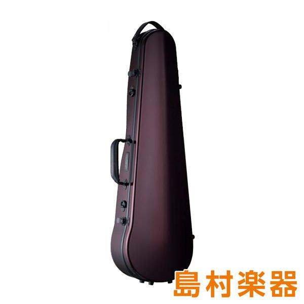 Carbon Mac CFV-2 スリム ワインレッド バイオリン用ハードケース 【カーボンマック】