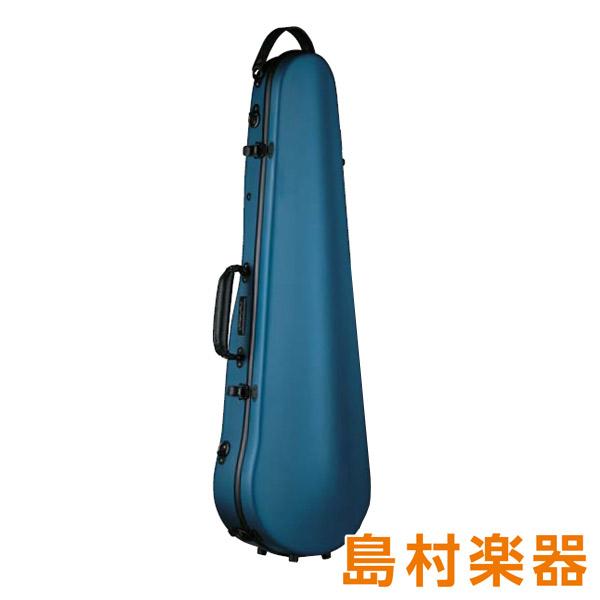 Carbon Mac CFV-2S サテン ブルー バイオリン用ハードケース 【カーボンマック】