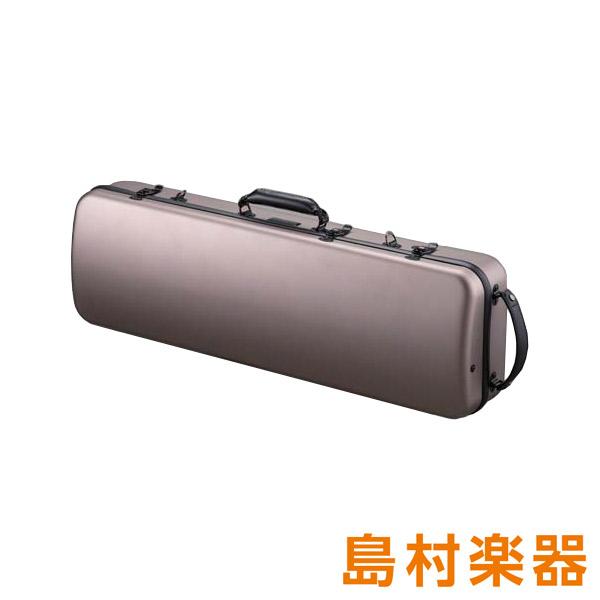 Carbon Mac CFV-1S サテン シャンパンゴールド バイオリン用ハードケース 【カーボンマック】