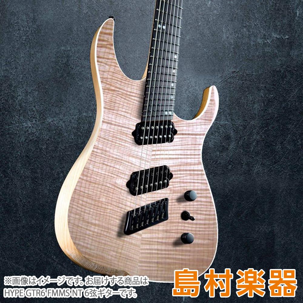 Ormsby Guitars HYPE GTR6 FMMS NT NATURAL エレキギター 6弦 オームズビー 【オームズビー】