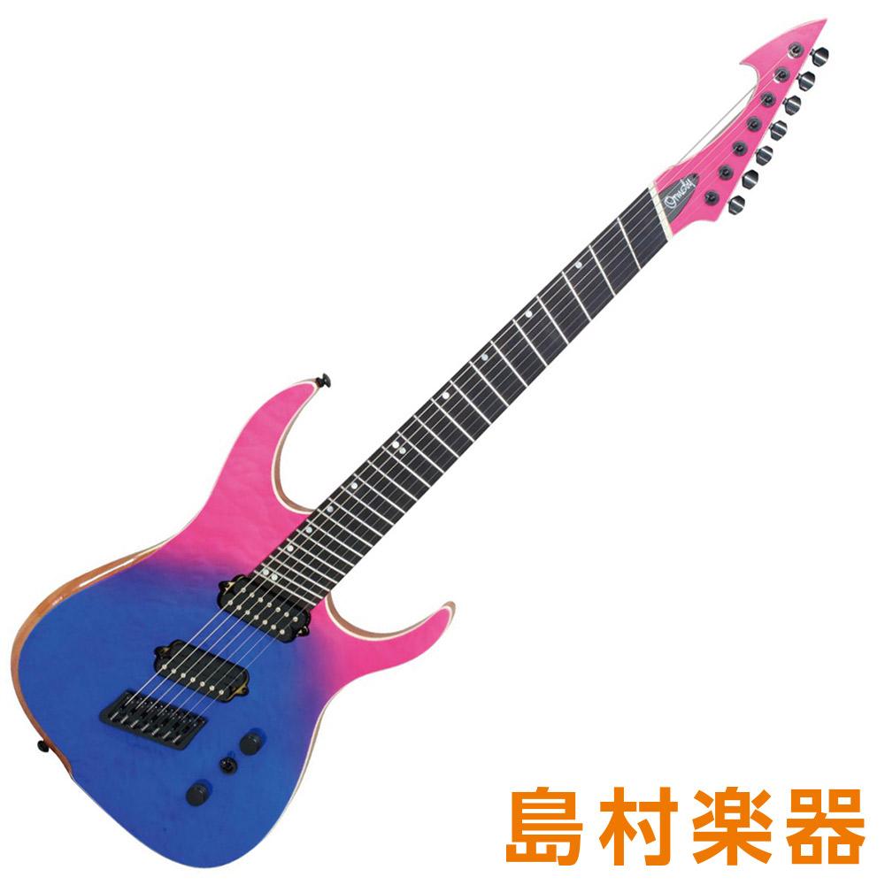 Ormsby Guitars HYPE GTR7 MSMP DB DRAGON BURST エレキギター 7弦 オームズビー 【オームズビー】
