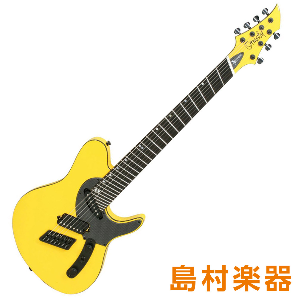 Ormsby Guitars TX GTR7 CAR PGMS HA HIGH ALERT エレキギター 7弦 オームズビー 【オームズビー】