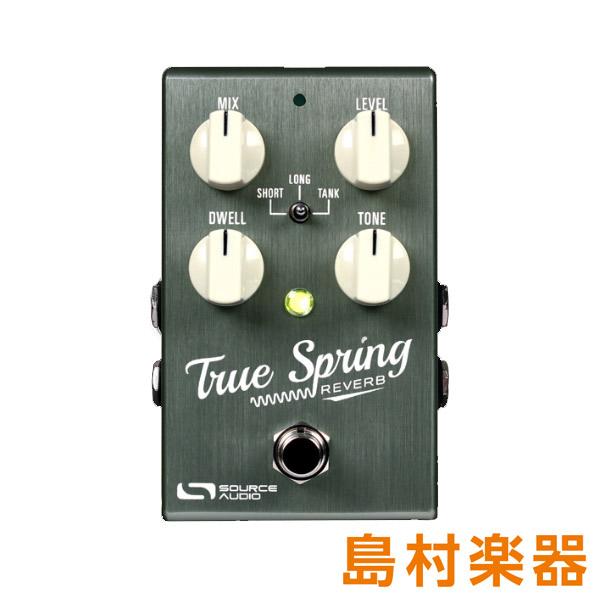 Source Audio SA247 True Spring Reverb コンパクトエフェクター リバーブ 【ソースオーディオ】
