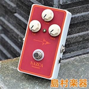 NAZCA 119-05-021 burgundy コンパクトエフェクター オーバードライブ 【ナスカ】
