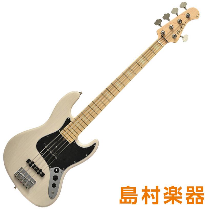 Bacchus BJB5-70s/M WBD 5弦エレキベース グローバルシリーズ 【バッカス】