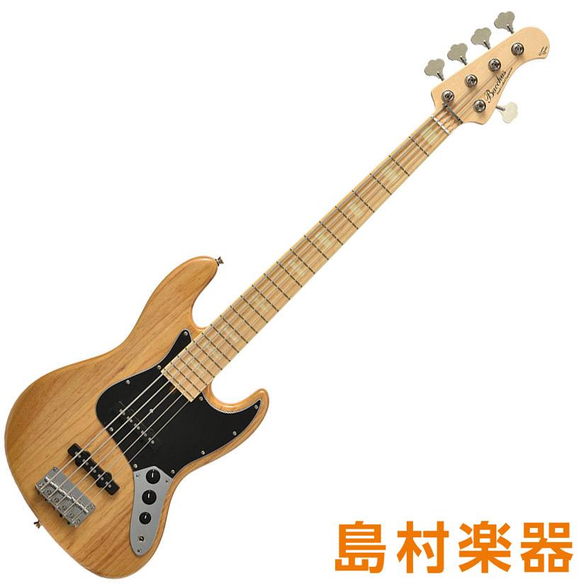 Bacchus BJB5-70s/M C-NA 5弦エレキベース グローバルシリーズ 【バッカス】