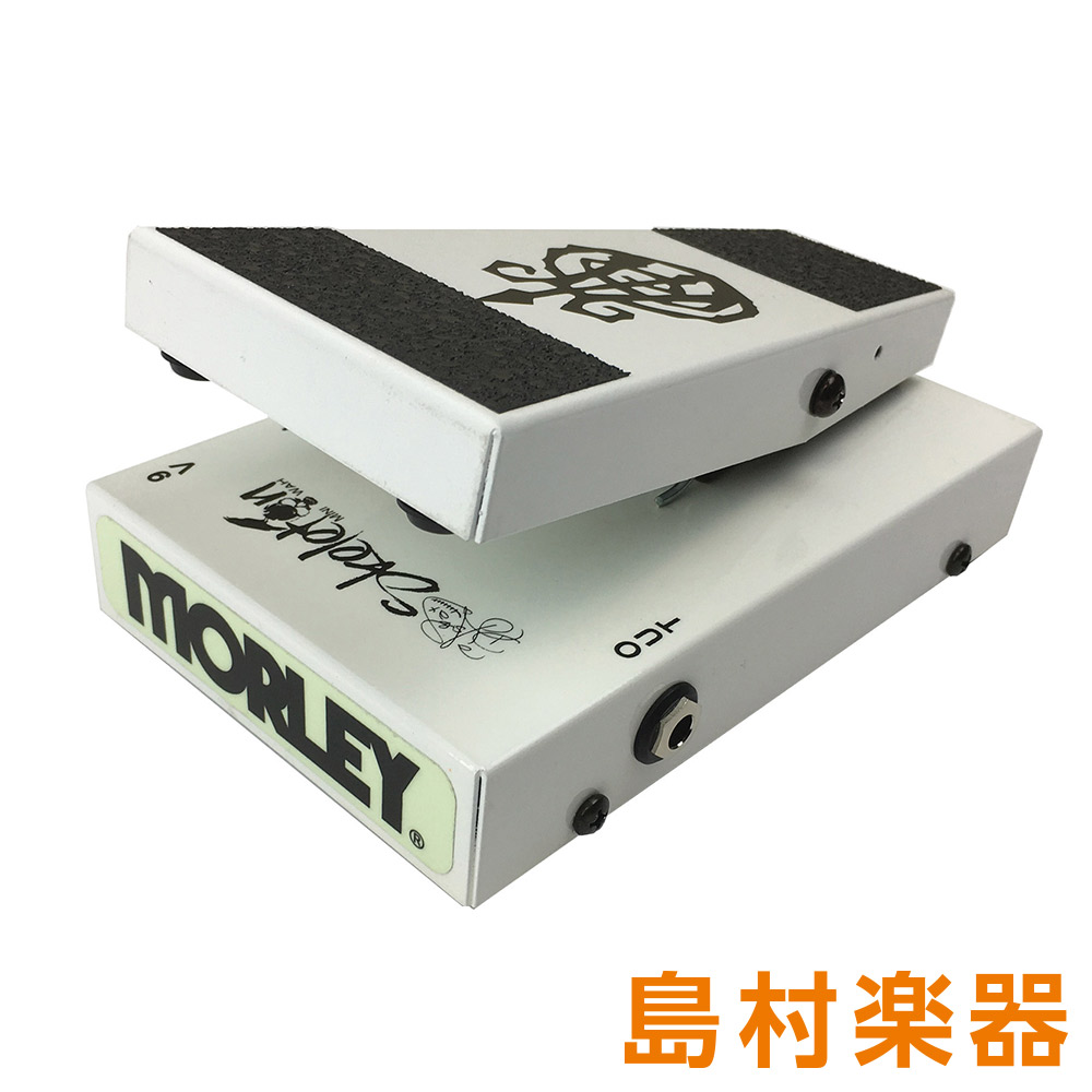 MORLEY MTSKW1 MINI DJ ASHBA SKELETON WAH 【モーリー】