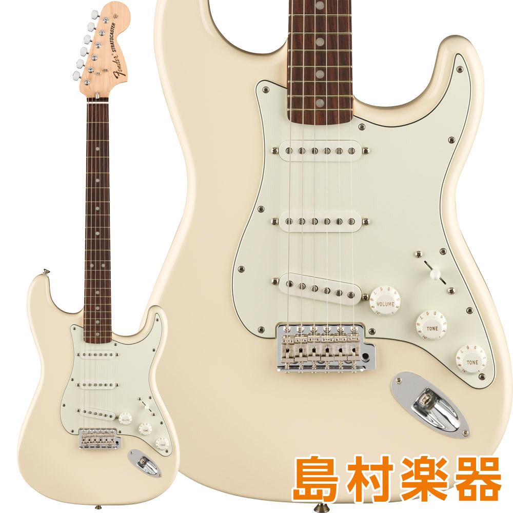 Fender Albert Hammond Jr Signature Stratocaster Rosewood Fingerboard Olympic White アルバート・ハモンド・ジュニア シグネチャーモデル 【フェンダー】