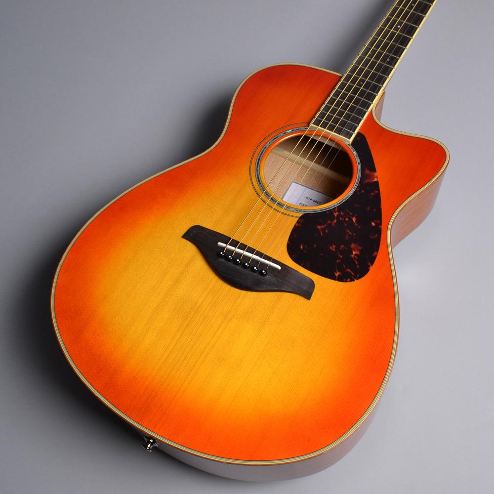 YAMAHA FSX825C/AB エレアコギター 【ヤマハ 島村楽器コラボレーションモデル】【イオンモール幕張新都心店】