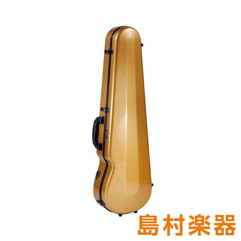 EASTMAN バイオリンハードケース 4/4 スタンダード ゴールド 【イーストマン GF280 バイオリンケース】