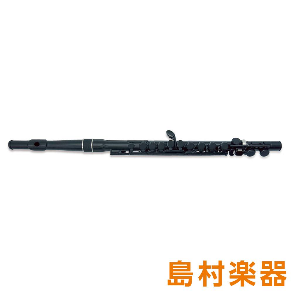 NUVO Student Flute 2.0 ブラック プラスチックフルート 【ヌーボ N230SFBK】