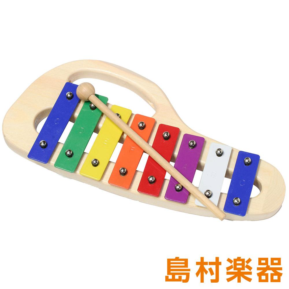 KIKUTANI BLC-8C  カラー鉄琴 【キクタニ】