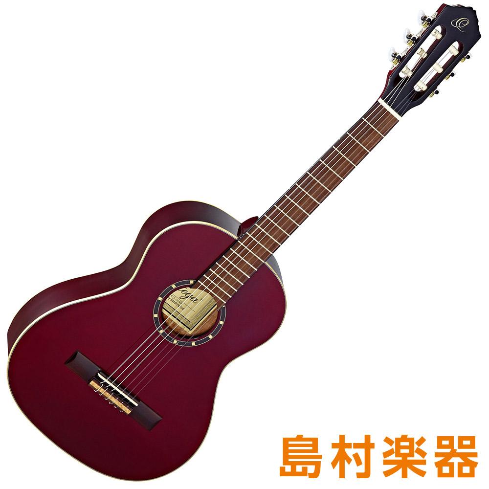 ORTEGA R121-3/4WR ワインレッド クラシックギター FAMILY SERIES 【オルテガ】