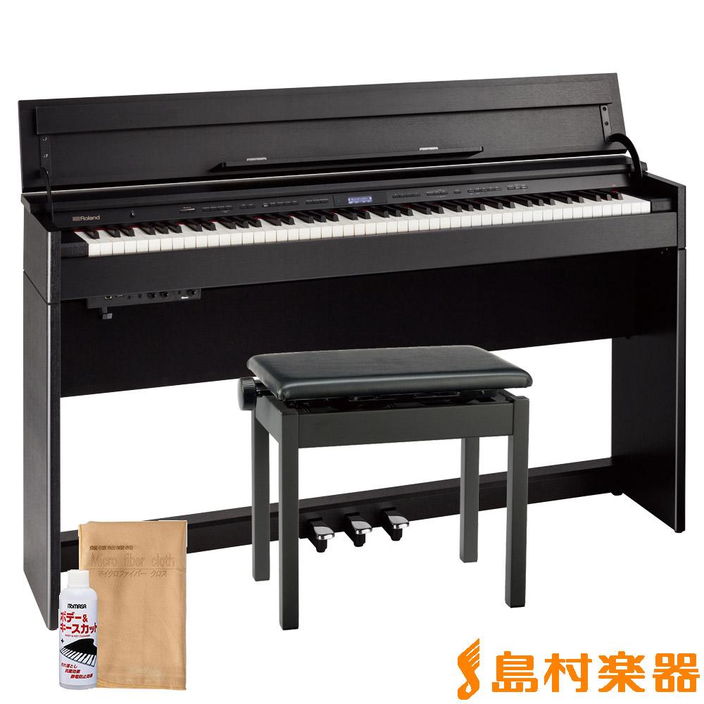 Roland DP603 CBS 黒木目調仕上げ 電子ピアノ 88鍵盤 【ローランド】【配送設置無料・代引き払い不可】【別売り延長保証対応プラン:D】