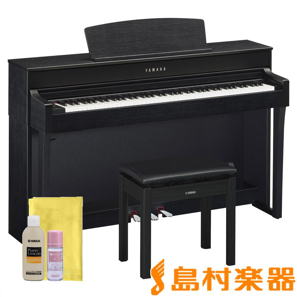 YAMAHA CLP-645B ブラックウッド調 電子ピアノ クラビノーバ 88鍵盤 【ヤマハ CLP645 Clavinova】【配送設置無料・代引き払い不可】