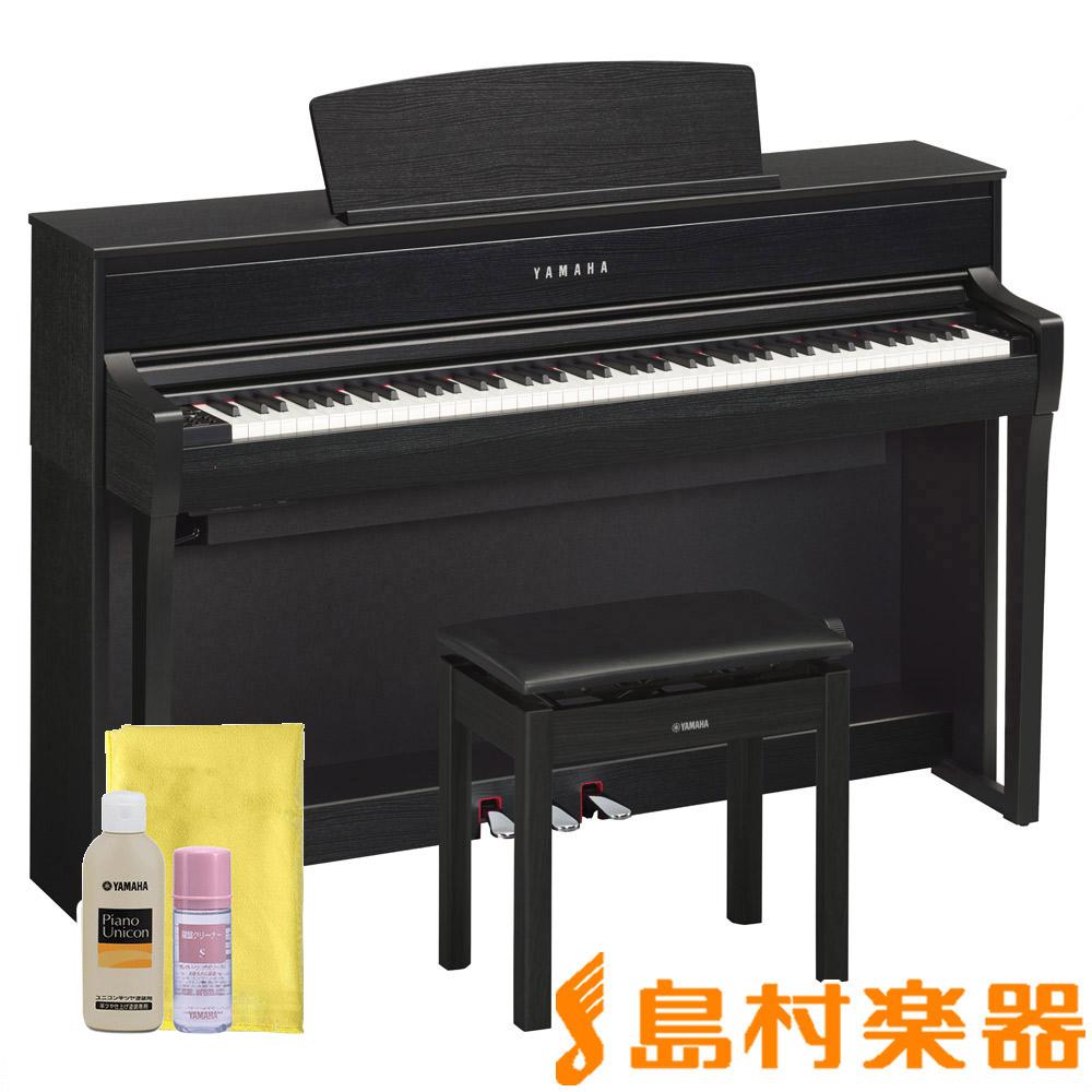 YAMAHA CLP-675B 電子ピアノ クラビノーバ 88鍵盤 【ヤマハ CLP675 Clavinova】【配送設置無料・代引き払い不可】【別売り延長保証対応プラン:C】
