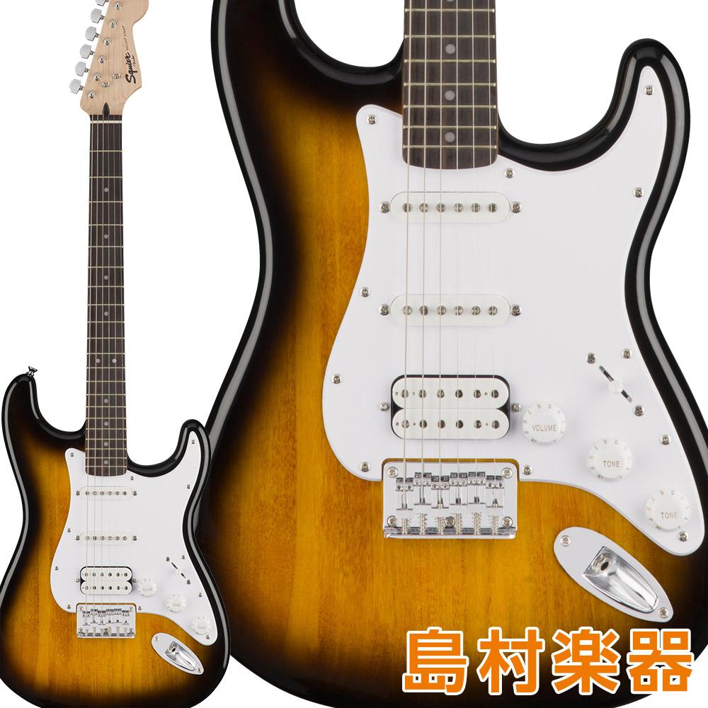 Squier by Fender Bullet Stratocaster HSS Hard Tail Laurel Fingerboard Brown Sunburst エレキギター ストラトキャスター 【スクワイヤー / スクワイア】