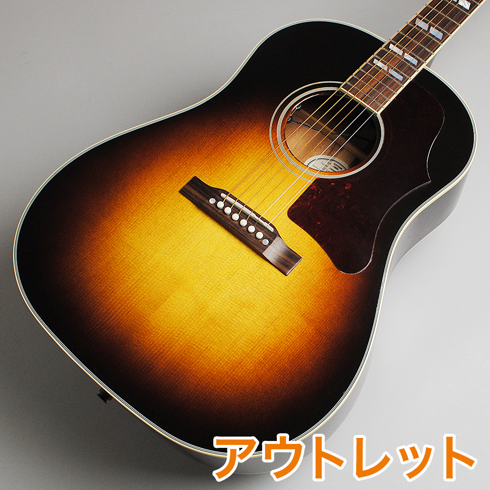 Gibson Southern Jumbo 2018 Limited Vintage Sunburst エレアコギター【限定モデル】 【ギブソン】【ビビット南船橋店】【アウトレット】【現物画像】