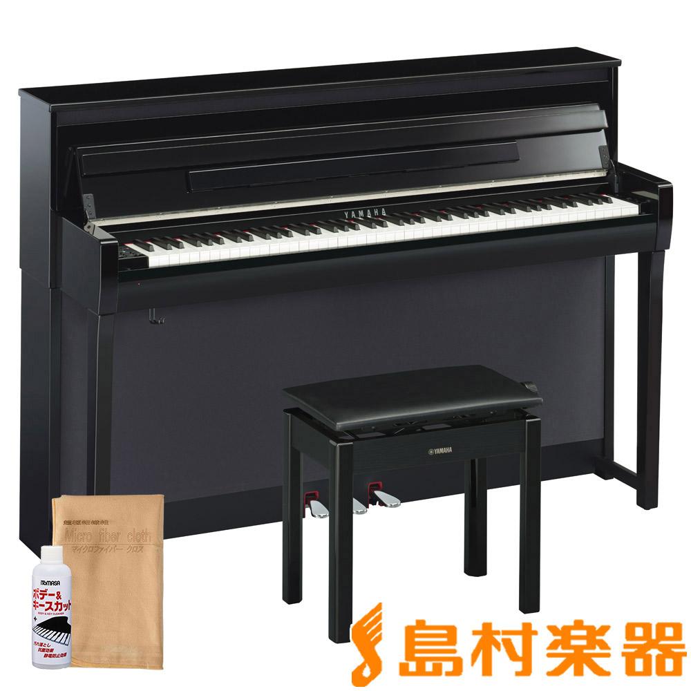 YAMAHA CLP-685PE 電子ピアノ クラビノーバ 88鍵盤 【ヤマハ CLP685 Clavinova】【配送設置無料・代引き払い不可】