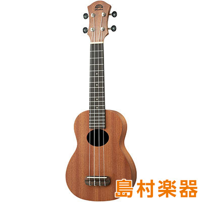 aNueNue aNN-B1 ウクレレ ソプラノ Lumi Basic I Mahogany Basic Series RainbowUkulele 【アヌエヌエ】